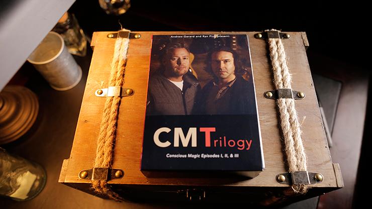 Conscious Magic Trilogy (Vol 1 thru 3) with Ran Pink and Andrew Gerard