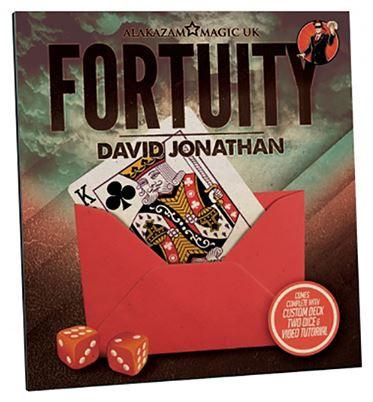 Fortuity by David Jonathan (Gimmicks and DVD)