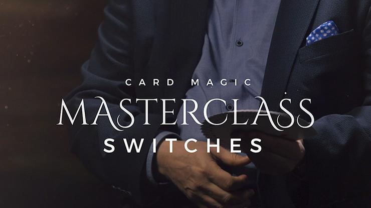 Card Magic Masterclass (Switches) by Roberto Giobbi