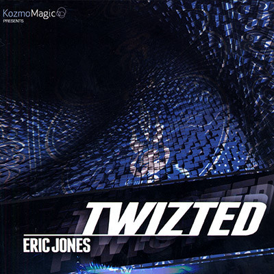 Twizted (Cards and DVD) by Eric Jones