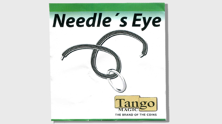 Needle's Eye (Gimmick and Online Instructions) by Marcel