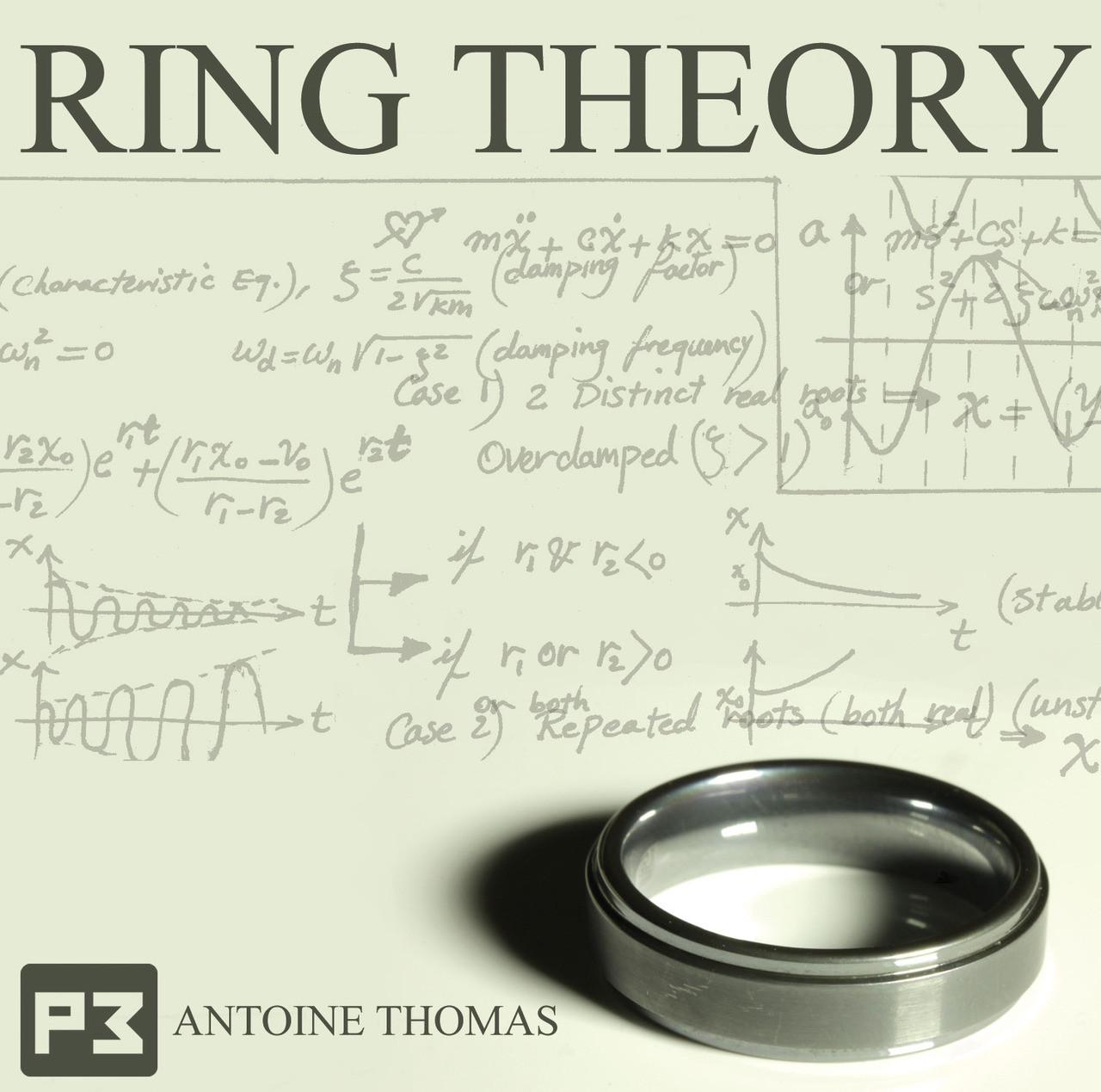 Ring Theory by Antonine Thomas