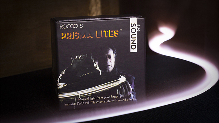 Rocco's Prisma Lites SOUND Single (Bug/White)