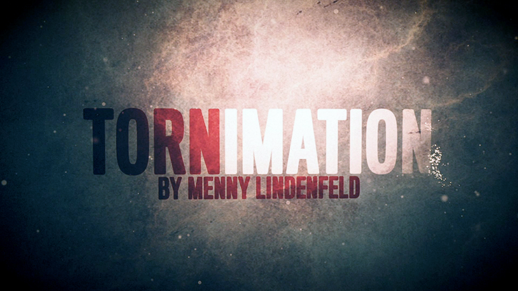 Tornimation (Gimmick and Online Instructions) by Menny Lindenfeld