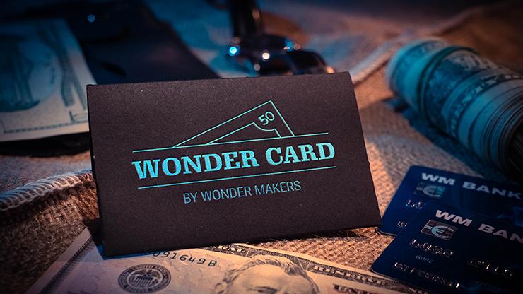 Wonder Card by Wonder Makers