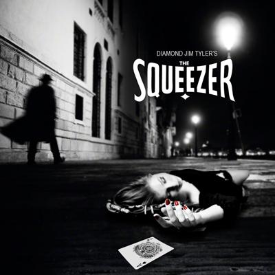 Squeezer (DVD & Deck) by Diamond Jim Tyler