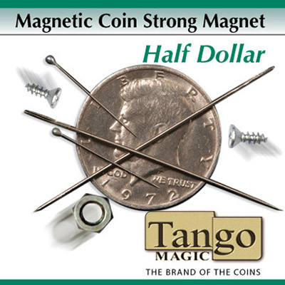 Strong Magnetic Half Dollar