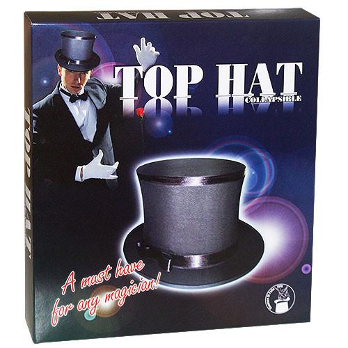 Collapsible Top Hat / Zauberzylinder
