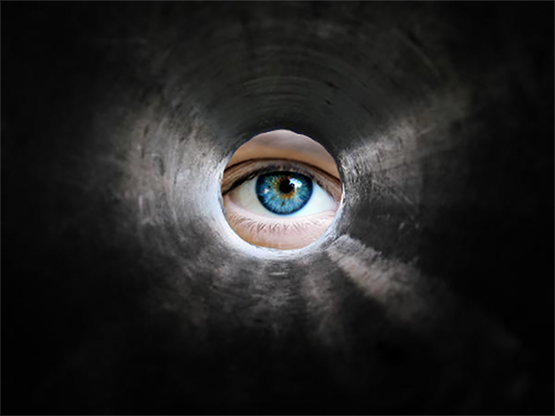 Tunnel Vision by G Sparks