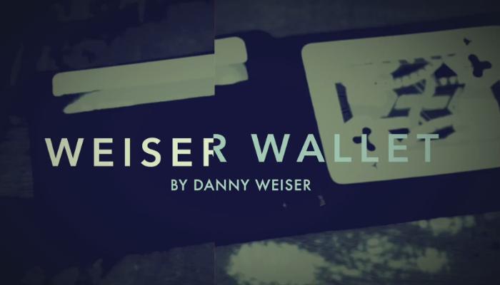 Vortex Magic presents The WEISER WALLET By Danny Weiser