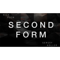 Second Form By Nick Vlow and Sergey Koller Produced by Shin Lim - DVD