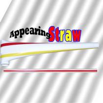 Appearing Straw - 8 feet (2.4 m)
