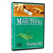 Amazing Easy To Learn Magic Tricks - Floating Bill