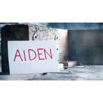 Aiden (DVD and Gimmicks) by Ryuhei Nakamura