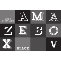 AmazeBox Black (Gimmicks and Online Instructions) by Mark Shortland and Vanishing Inc