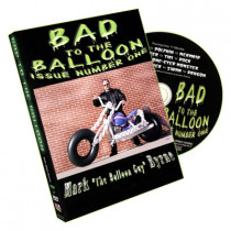 Bad To The Balloon by Mark Byrne - Volume 1 (DVD)