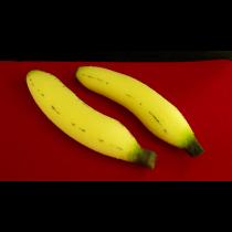 Sponge Bananas (large/2 pieces) by Alexander May  - Bananen Vermehrung