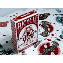 Bicycle No 17 by Stockholm 17 Playing Card