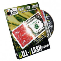 Bill Flash Reverse (Red) by Mickael Chatelain