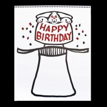 Birthday Card Rise Module