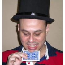 Biting Through Card - Bisskarte