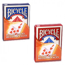 Bicycle Blank Backs/Regular Faces