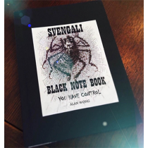 Svengali Note Book (A4 size 8.5 x 11 inch) by Alan Wong