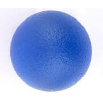 Sponge Balls Super Soft blue 1.5 inches (4 balls)