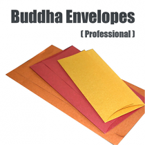 Buddha Envelopes (Professional) by Nikhil Magic