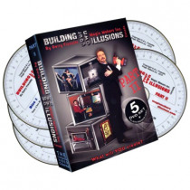 Building Your Own Illusions Part 2 The Complete Video Course (6 DVD set) by Gerry Frenette