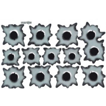 Bullet Holes - Rapid Fire