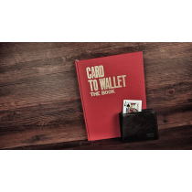 Card to Wallet (Artificial Leather) by TCC