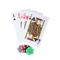 Casino Dinning Set Untersetzer