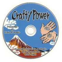 Crafty Power (Magnetic Coin Routine) DVD
