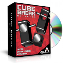 Cube Break by Astor