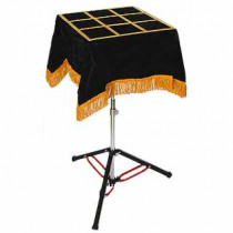 Zaubertisch deluxe - Magicians Table - Deluxe (Black Art Table)