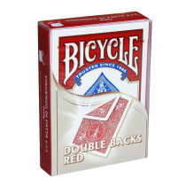 Bicycle deck - Double Back red
