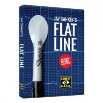Flatline by Jay Sankey DVD
