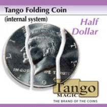 Folding Coin Half Dollar (internal)