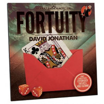 Fortuity by David Jonathan (Gimmicks and DVD)