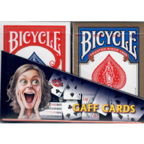 Bicycle - Gaff Cards