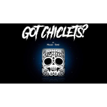 Got Chiclets? (Gimmick and Online Instructions) by Magik Time and Alex Aparicio presented by Mago Nox
