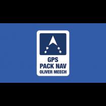 GPS Pack Nav by Oliver Meech