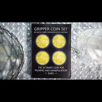 Gripper Coin (Set/Euro) by Rocco Silano