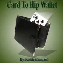 Card to hip wallet by Keith Bennett