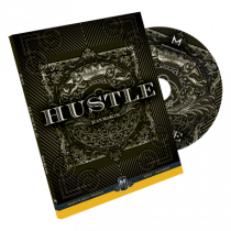 Hustle (DVD and Gimmick) by Juan Marcos - DVD
