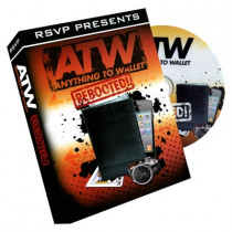 Instant ATW (Anything to Wallet) Wallet