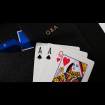 Q & A Jumbo Three Card Monte by TCC