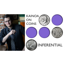 Kainoa on Coins: Inferential (DVD and Gimmicks) - DVD