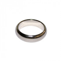 Magnetic Ring Silver 22mm